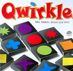Qwirkle fun board game