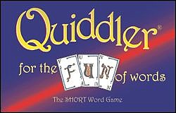 Quiddler fun board game for adults