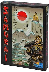 Samurai fun board game