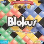 Fun board game Blokus