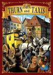 Fun board game Thurn and Taxis