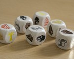 Dice from Catan Dice Game