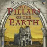 Fun board game The Pillars of the Earth