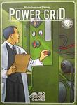 Fun board game Power Grid