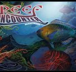 Fun board game Reef Encounter