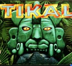 Fun board game Tikal
