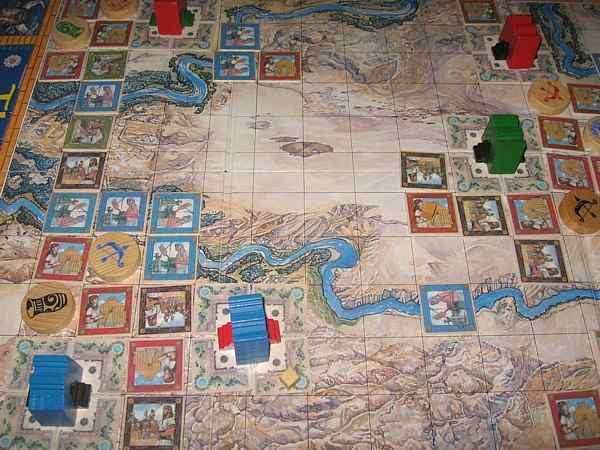 Tigris board