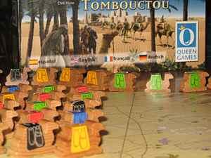 Timbuktu camels