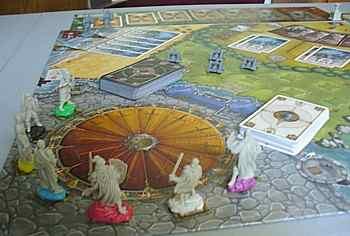 Shadows table