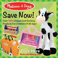 223808_Melissa & Doug - Leading Designer of Education Toys! MelissaAndDoug.com! Click Here!
