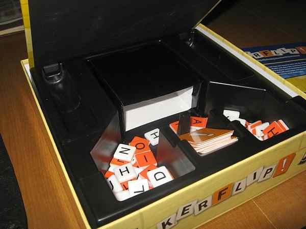 Kerflip box