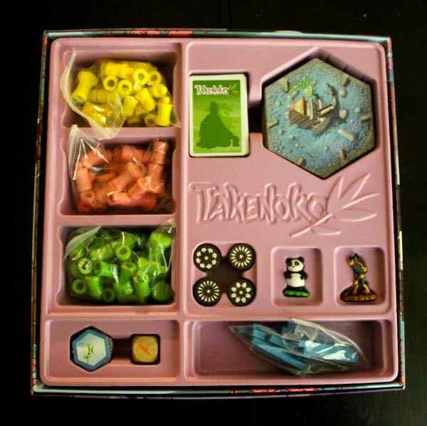 Takenoko insert