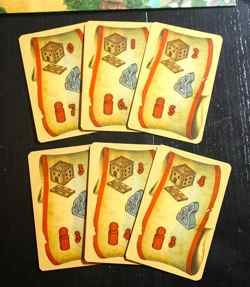 Sunken City cards