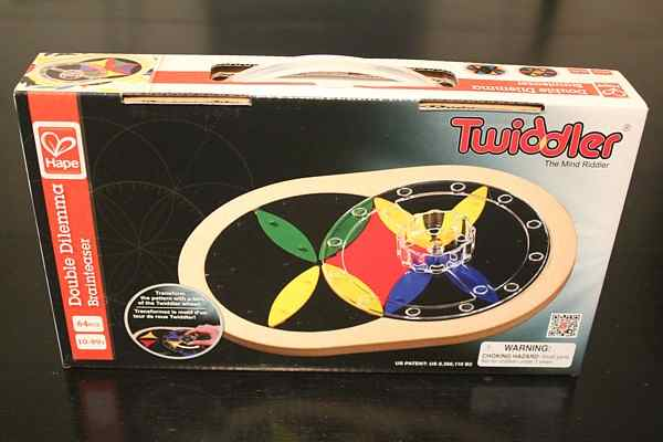 Twiddler box front