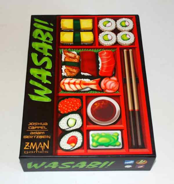 Wasabi! box