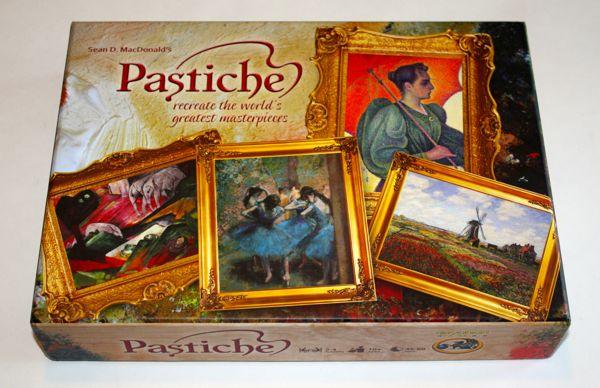 Pastiche box