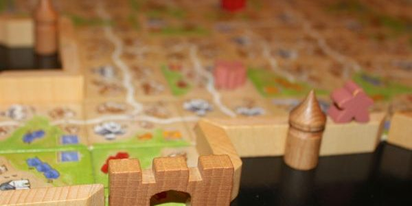 Carcassonne: The City – Standing on the Walls