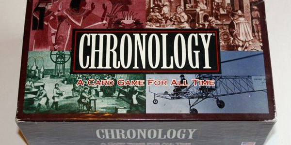 Chronology Review: Know Your History?