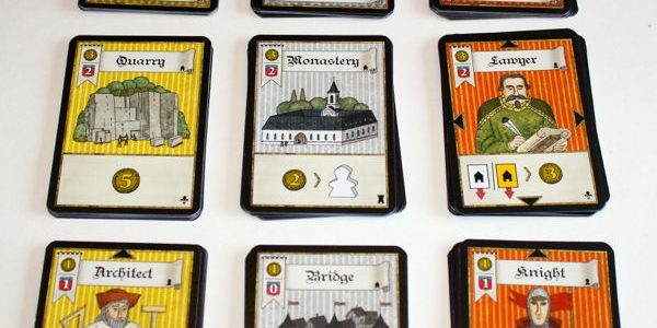 Tournay card types