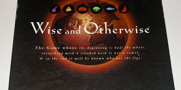 Wise and Otherwise Review