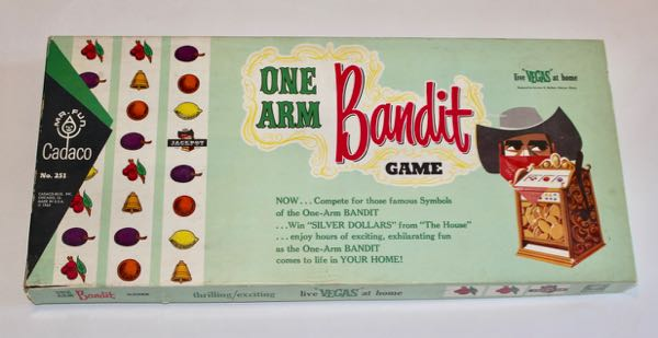 One Arm Bandit box