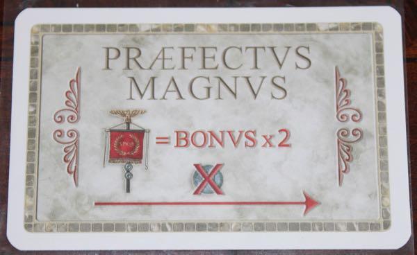 Praefectus Magnus card