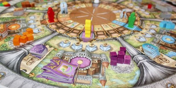Round the Table with Merlin: A Review of Another Feld Game