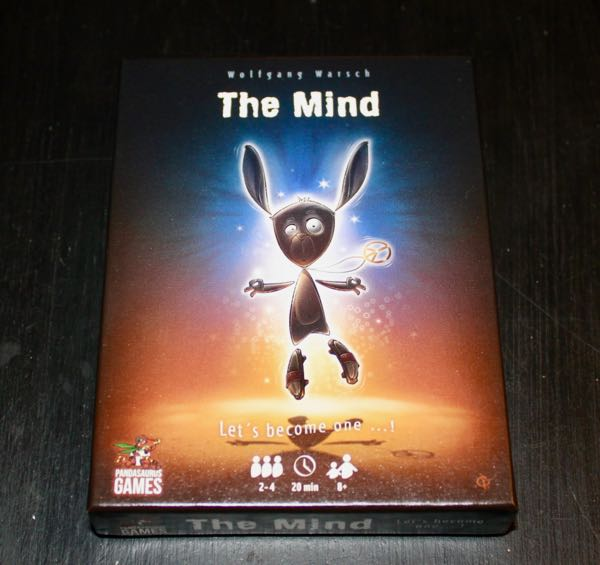 The Mind game box