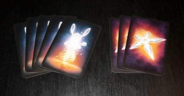 The Mind Life and Star cards