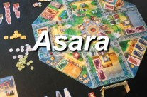 Asara – Another Fun Kramer / Kiesling Board Game