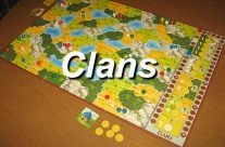 Invite Your Clans to This Fun Board Game