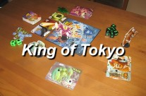 King of Tokyo – A Fun Board Game for the Monster in You