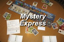 Mystery Express – the Board Game that Can Take You for a Ride