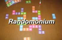 Randomonium – Apples to Apples Sauced