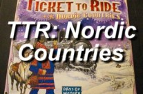 Cutthroat Trains – Ticket to Ride: Nordic Countries