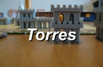 Torres – Area Control Board Game in 3D