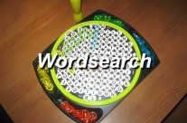 Wordsearch, Just the Board Game You'd Expect